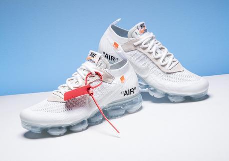 Les deux nouvelles Off White x Nike Air Vapormax arriveront très bientôt