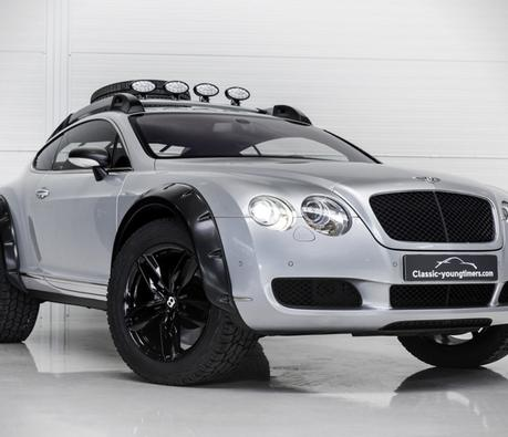"BENTLEY CONTINENTAL GT ""OFF ROAD"