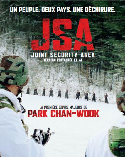 Les infos sur JSA – Joint Security Area de Park Chan-wook