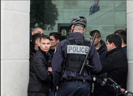 le terrorisme d'extrême-droite : une réalité en fRance. L'exemple de Logan N.