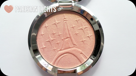 L'highlighter BeccaxSananas