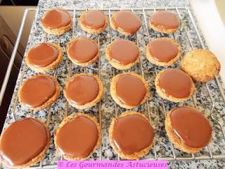 Biscuits fourrés au chocolat sans oeuf, sans beurre et sans lait (Vegan)