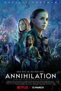 Annihilation, critique