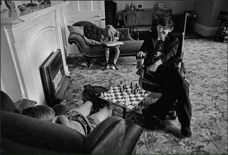 Jouez à la question du mercredi sur les échecs - Photo © Ian Berry/Magnum