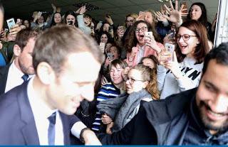 567ème semaine politique: le Bling Bling pas si discret de Macron