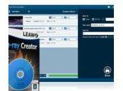 Leawo Blu-ray Creator meilleur lecteur logiciel gravure Blu-Ray