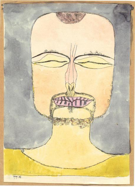 Grandes expositions: Paul Klee, la constuction du mytère, à la Pinakothek der Moderne de Munich