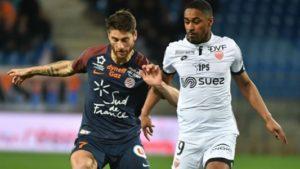 Montpellier et Dijon ont fait match nul 2 buts partout