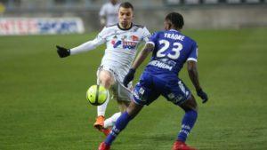 Amiens et Troyes ont fait match nul 1 but partout