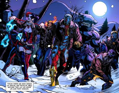 SUICIDE SQUAD TETES BRULEES (DC COMICS LE MEILLEUR DES SUPER-HEROS TOME 66 CHEZ EAGLEMOSS)