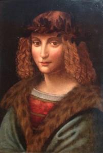 Salai, amant de Léonard de Vinci et modèle de la Joconde ?