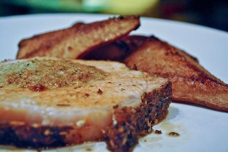 Recette de rôti de porc farci aux oeufs, spécialité Pâques