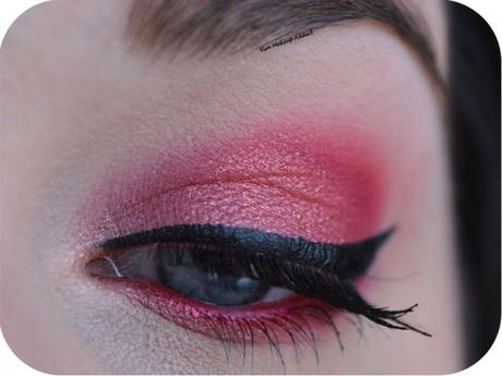 FUCHSIA OBSESSIONS : Makeup