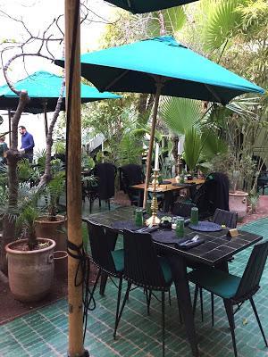 Marrakech : des restaurants à découvrir