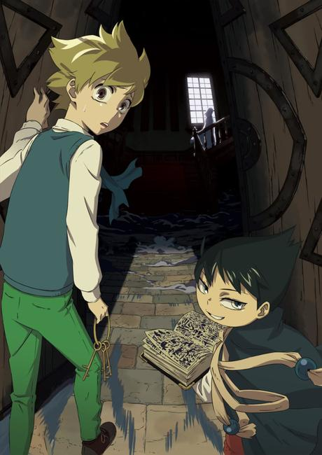 [Vidéo] Premier trailer pour l'adaptation animée du shônen manga Muhyo & Rôji