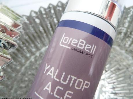 Gel de nuit vitaminé Yalutop A.C.E. des Laboratoires LoreBell