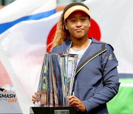 Une Japonaise du nom d'Osaka s'impose à Indian Wells