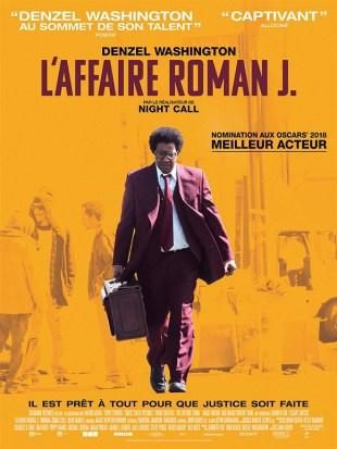 [Critique] L'AFFAIRE ROMAN J.