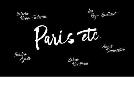 Paris etc, une série et un hymne à la féminitude