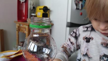DIY #36 : La bouteille sensorielle
