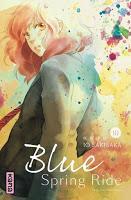 'Blue Spring Ride, tome 2' de Io Sakisaka