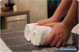 Un massage à domicile, ça vous dit ?
