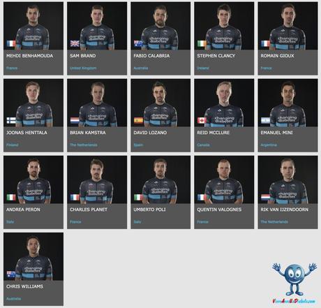 Team Novo Nordisk, saison 2018