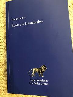 Souvent cibliste, parfois sourcier, Martin Luther traducteur
