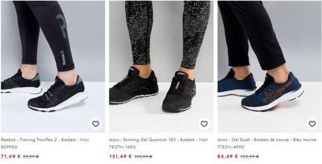 ASOS : – 20 % Sur Les Chaussures & Les Accessoires