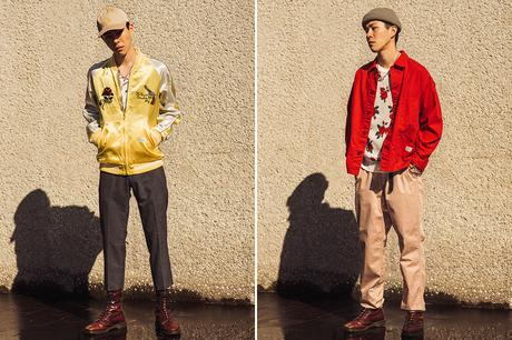 BEDWIN & THE HEARTBREAKERS – S/S 2018 COLLECTION LOOKBOOK