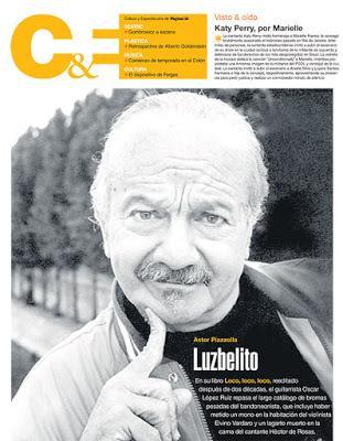 Oscar López Ruiz ressort son livre sur Piazzolla [Disques & Livres]