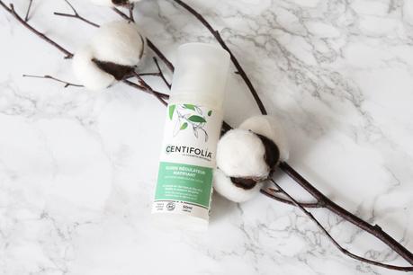 fluide régulateur matifiant Centifolia