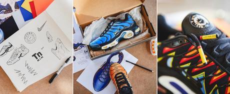 La Nike Air Max Plus FR sera disponible samedi en exclusivité pour la France