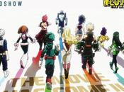 titre date pour film animé Hero Academia