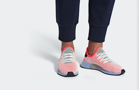 Adidas Deerupt Runner Look