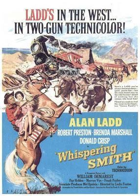 Smith le taciturne - Whispering Smith, Leslie Fenton (1948)