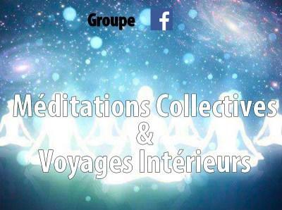 Méditation Collective – «Paix Intérieure» – Jeudi 22 Mars