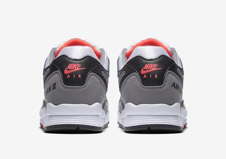 Nike Air Span II OG Solar Red