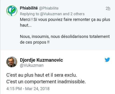 La France Insoumise va-t-lle mettre le Poussier sous le tapis ?