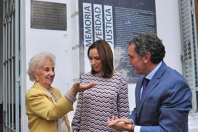 Inauguration d'un centre pour la mémoire dans la Province de Buenos Aires [Actu]