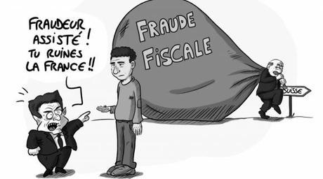 Fraude sociale : comme toujours Macron s'attaque aux petits et oublie les gros !
