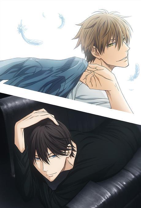 Le boys-love manga My Number One adapté en série animée
