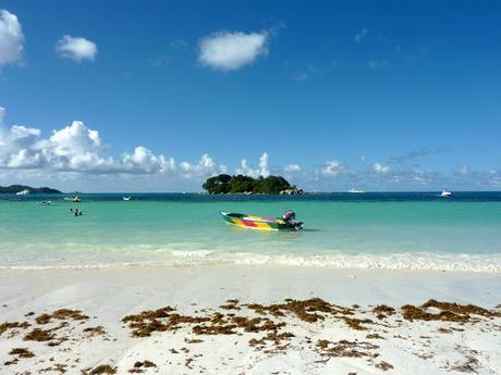 Les plages de Praslin