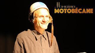 Reprise de Monsieur Motobécane