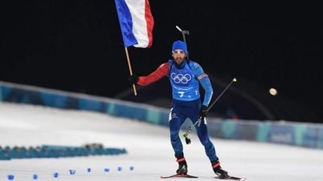 Martin Fourcade, l'homme au ski d'or