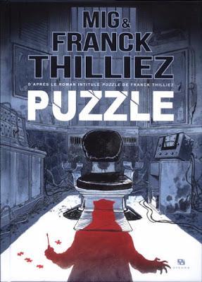 Puzzle BD chez Ankama éditions