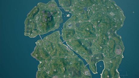 map 4x4 PUBG