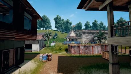map 4x4 PUBG 1