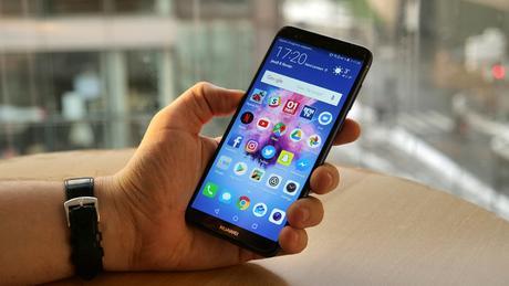 [Vente Flash] Huawei P smart à 199,90€