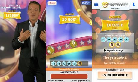 Bravoloto : gagner de l'argent rapidement sur iPhone & iPad (gratuit)